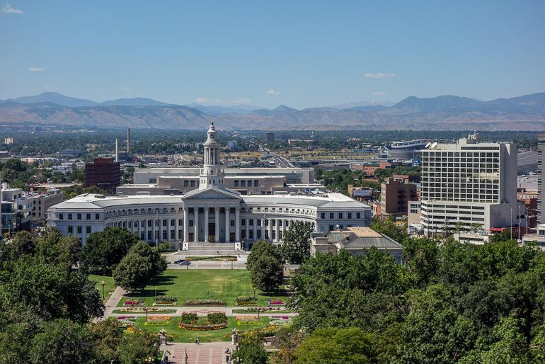 Travellers Insight Reiseblog Denver City Hall
