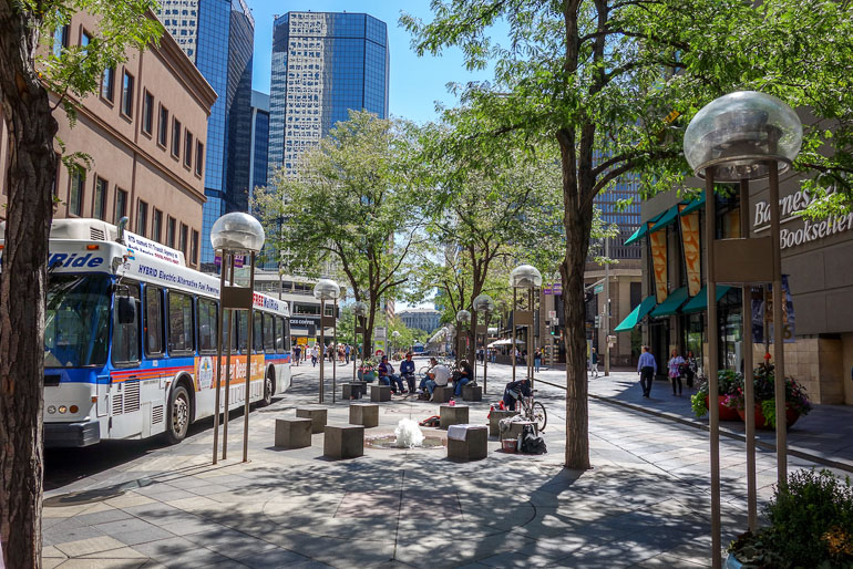 Travellers Insight Reiseblog Denver Downtown