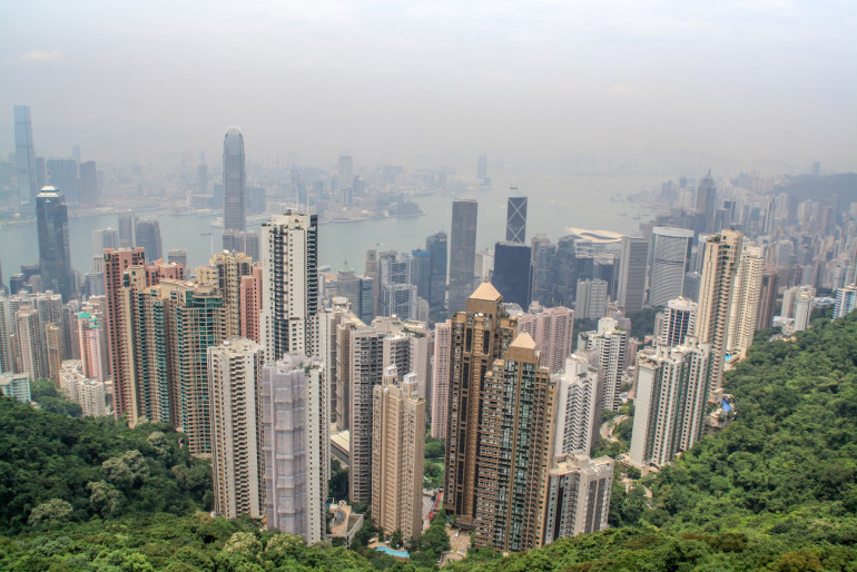 Travellers Insight Reiseblog Hongkong Victoria Peak