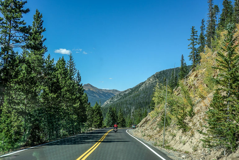 Travellers Insight Reiseblog Denver Trail Ridge Road