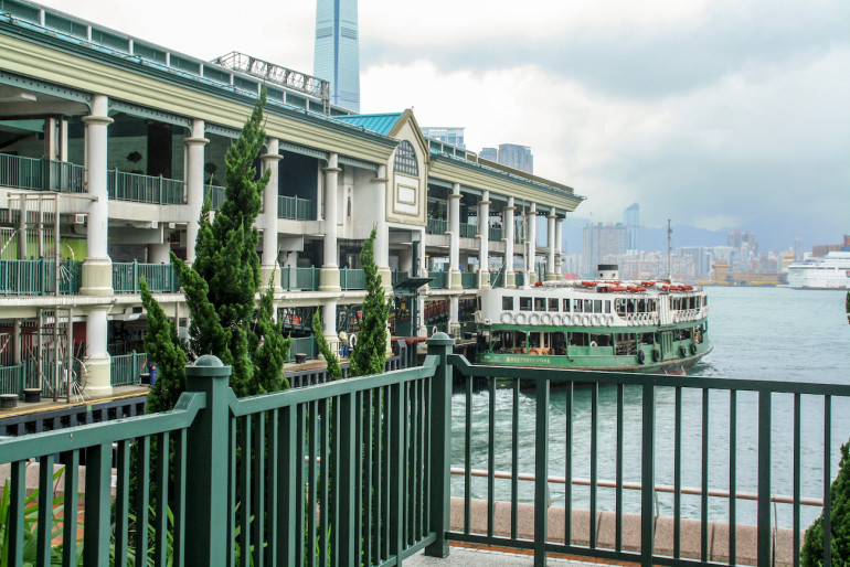 Travellers Insight Reiseblog Hongkong Star Ferry