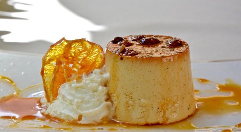 Kapaun, kroatisches Dessert, in der Dubrovnik Altstadt