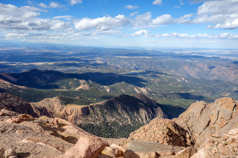 Travellers Insight Reiseblog Denver Rocky Mountains
