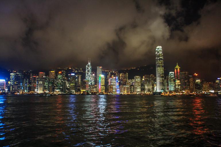 Travellers Insight Reiseblog Hongkong Wolkenkratzer
