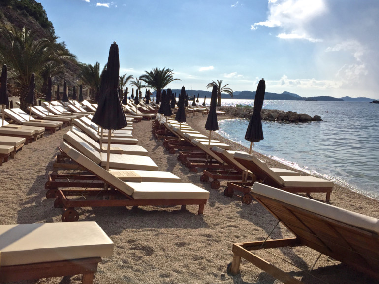 Dubrovnik Babin Kuk Coral Beach Club