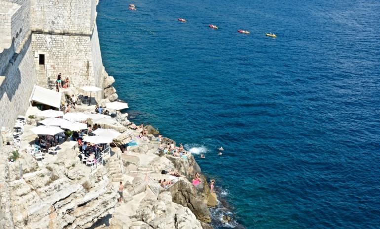 Dubrovnik Altstadt Buza Bar