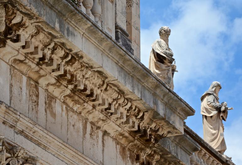 Dubrovnik Altstadt Kirchen