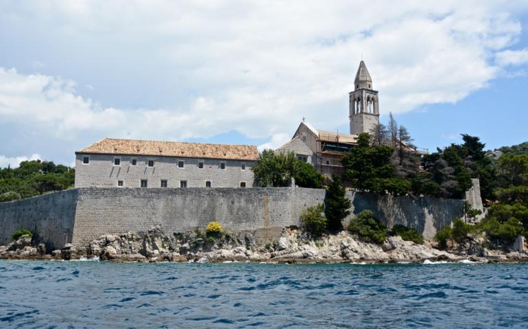 Dubrovnik Elafitische Inseln Lopud
