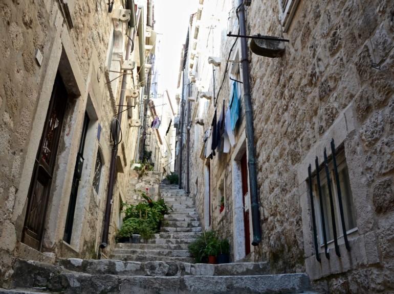 Dubrovnik Altstadt Gassen