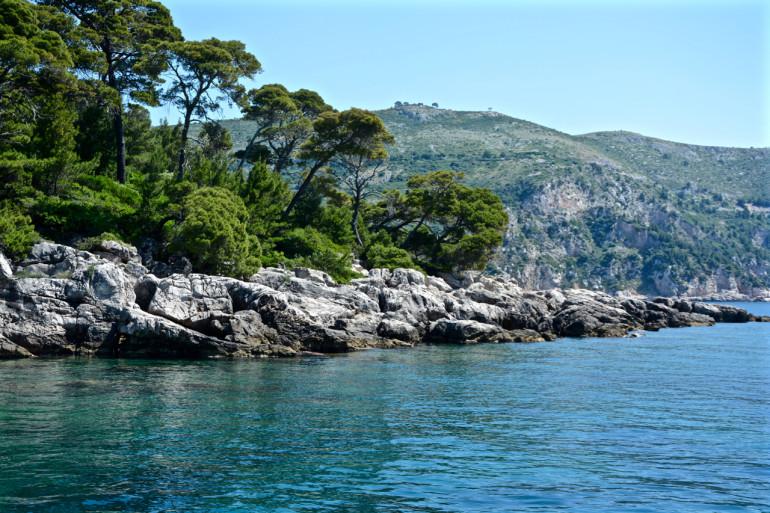 Dubrovnik Lokrum Richard Löwenherz