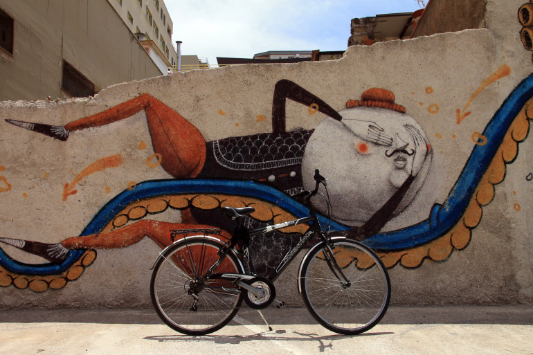 Travellers Insight Reiseblog Palermo Street Art