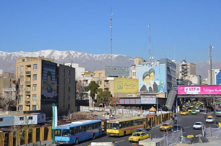 Travellers Insight Reiseblog Teheran Totschal