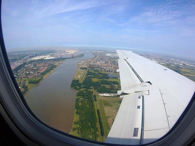 Travellers Insight Reiseblog Rotterdam Hafen