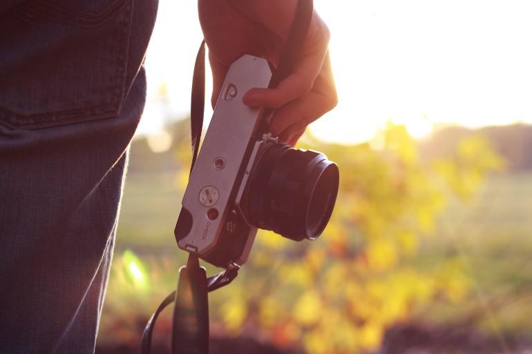 Die Systemkamera: maximaler Funktionsumfang mit relativ geringem Gewicht.