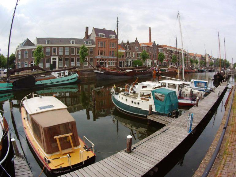 Travellers Insight Reiseblog Rotterdam Schiffe