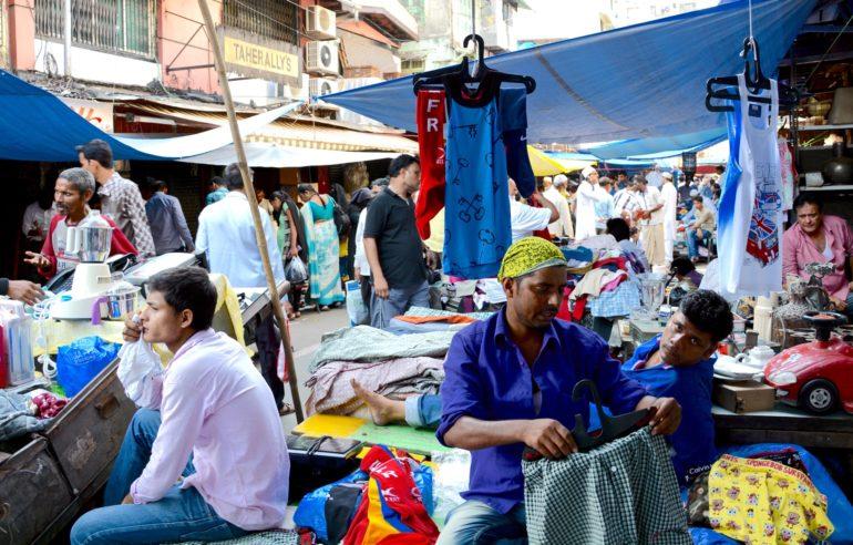 Mumbai Juma Market Chor Bazaar