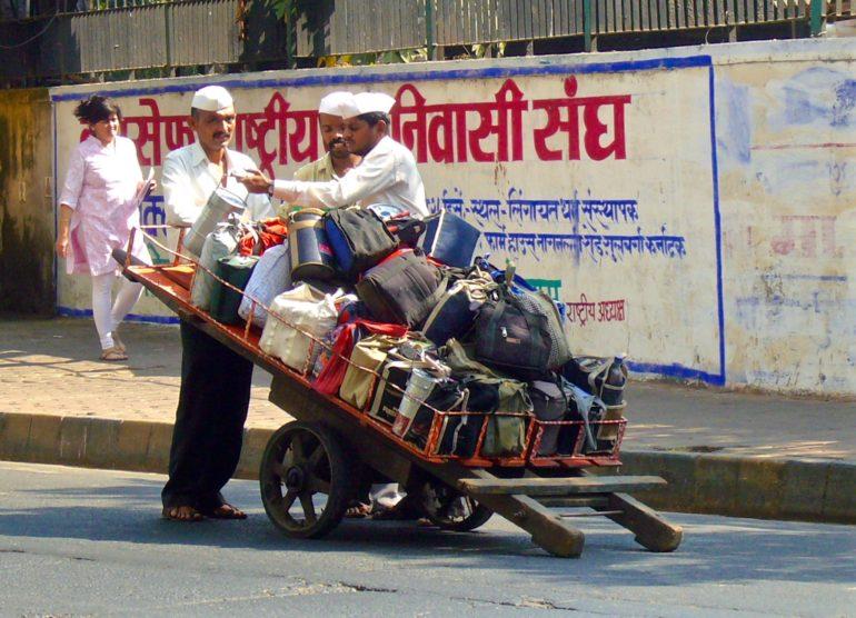 Mumbai Dabawallas