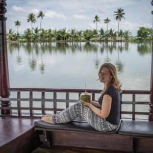 Melanie Schillinger Reisebloggerin