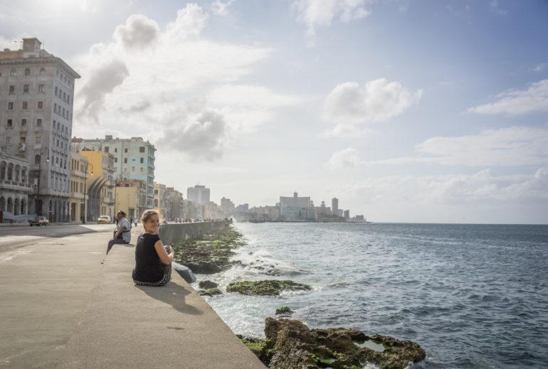 Kuba Rundreise Malecón Travellers Insight Reiseblog