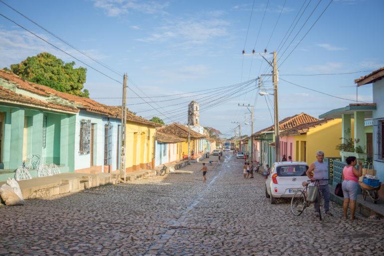 Trinidad Kuba Gassen Travellers Insight Reiseblog