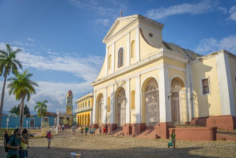 Travellers Insight Trinidad Kuba Altstadt