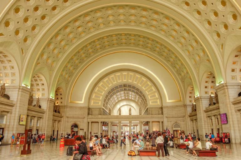 Travellers Insight Reiseblog Washington D. C. Union Station