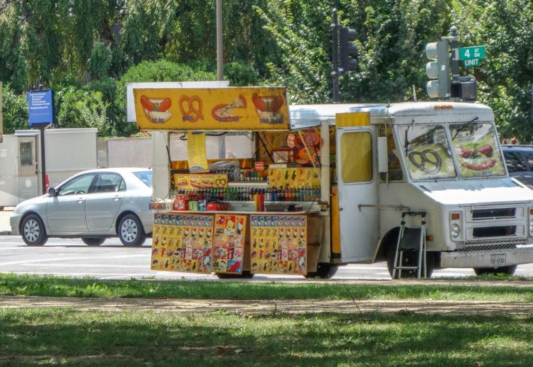 Travellers Insight Reiseblog Washington D. C. Food Truck