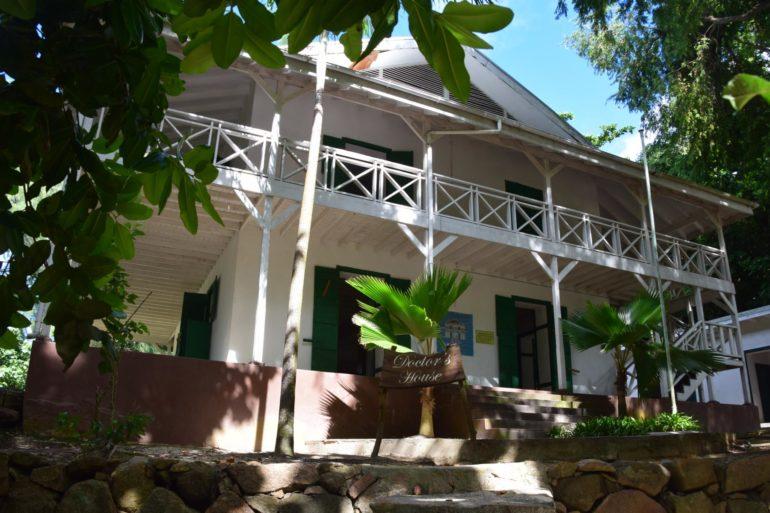 Seychellen Curieuse