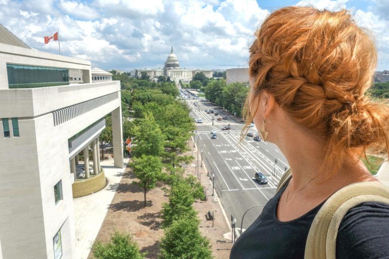 Travellers Insight Reiseblog Washington D. C. Newseum