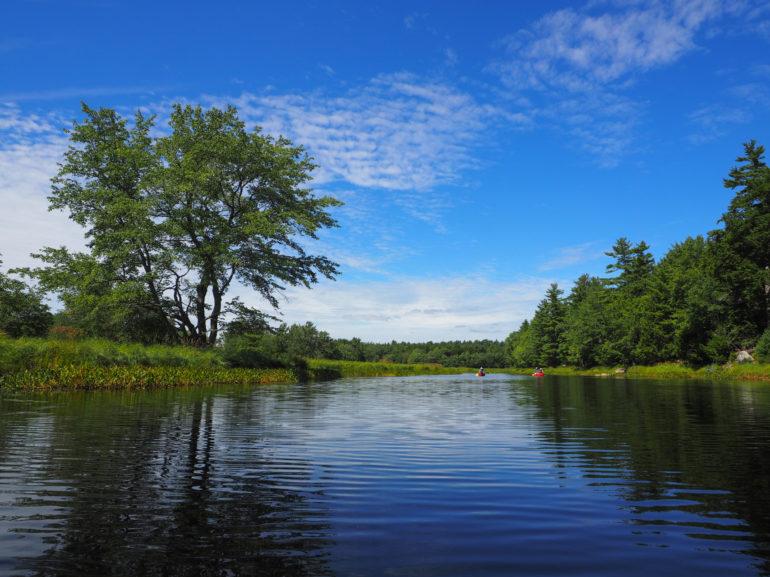 Travellers Insight Reiseblog Nova Scotia Leuchtturm Kejimkujik Nationalpark
