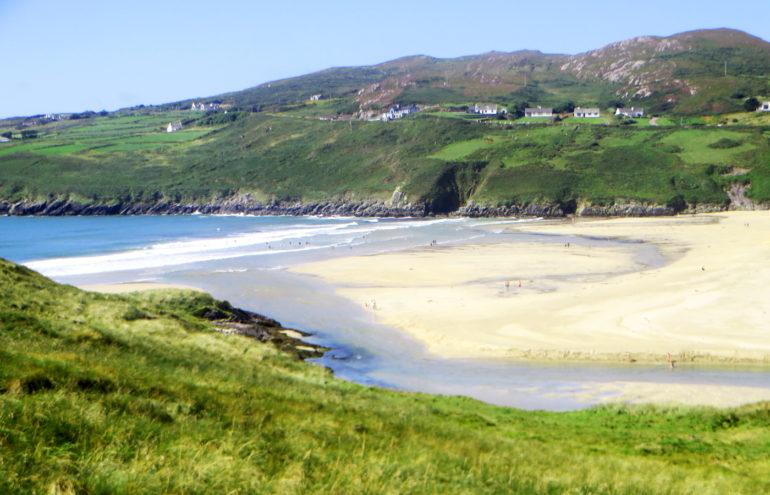 Travellers Insight Reiseblog Irland Wild Atlantic Way Strand von Barleycove