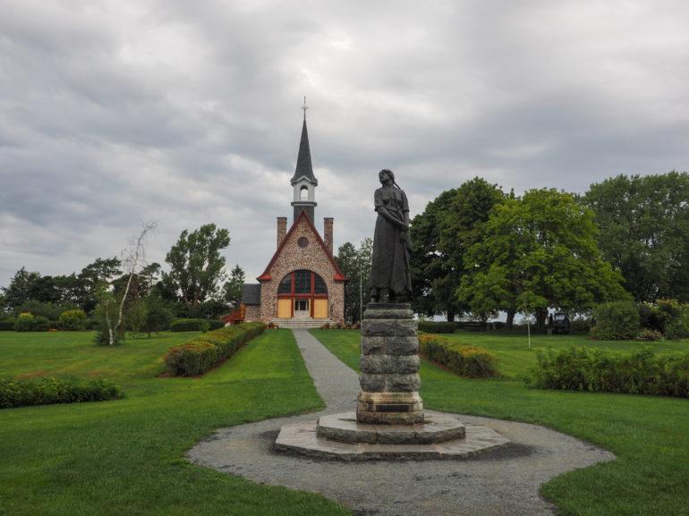 Travellers Insight Reiseblog Nova Scotia Leuchtturm Grand Pré National Historic Site