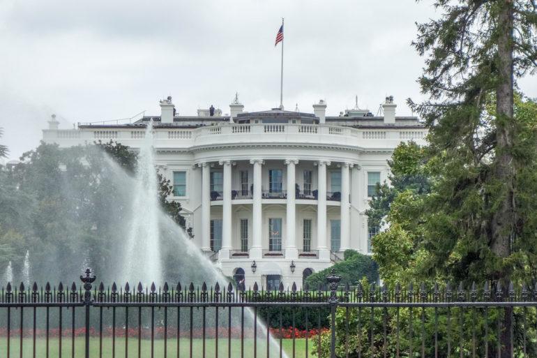 Travellers Insight Reiseblog Washington D. C. White House