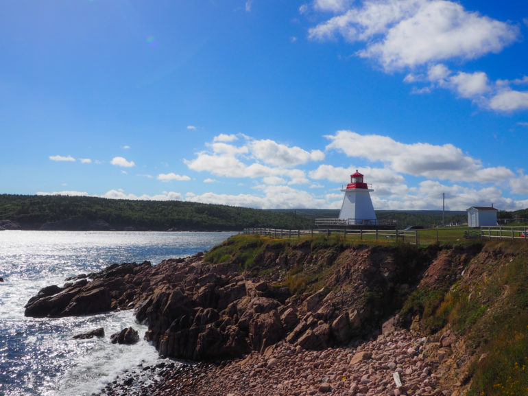 Travellers Insight Reiseblog Cape Breton Nova Scotia Neils Harbour