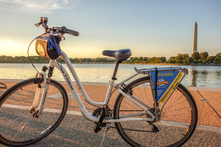 Travellers Insight Reiseblog Washington D. C. Bike and Roll