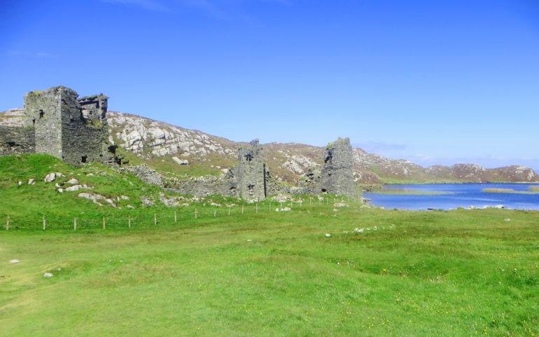 Travellers Insight Reiseblog Irland Wild Atlantic Way Three Castle Head