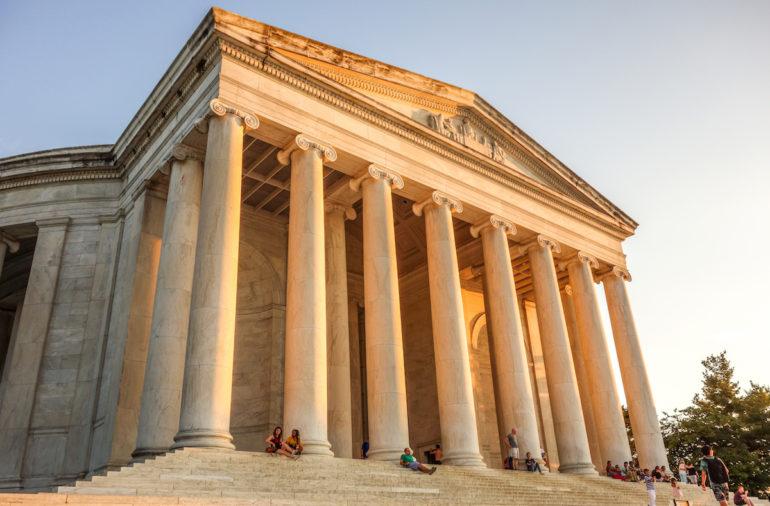 Travellers Insight Reiseblog Washington D. C. Jefferson Memorial