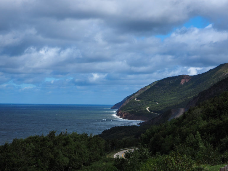 Travellers Insight Reiseblog Cape Breton Nova Scotia Cabot Trail