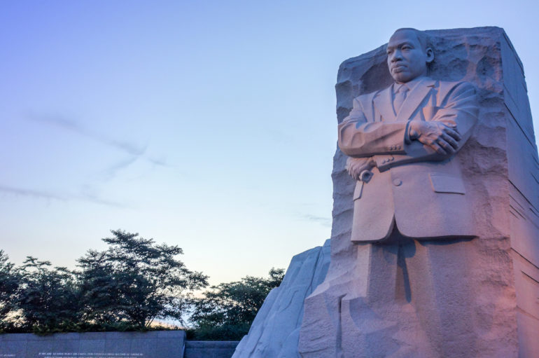 Travellers Insight Reiseblog Washington D. C. Martin Luther King Memorial