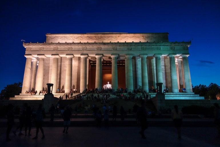 Travellers Insight Reiseblog Washington D. C. Lincoln Memorial
