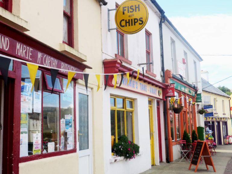 Travellers Insight Reiseblog Irland Wild Atlantic Way Schull