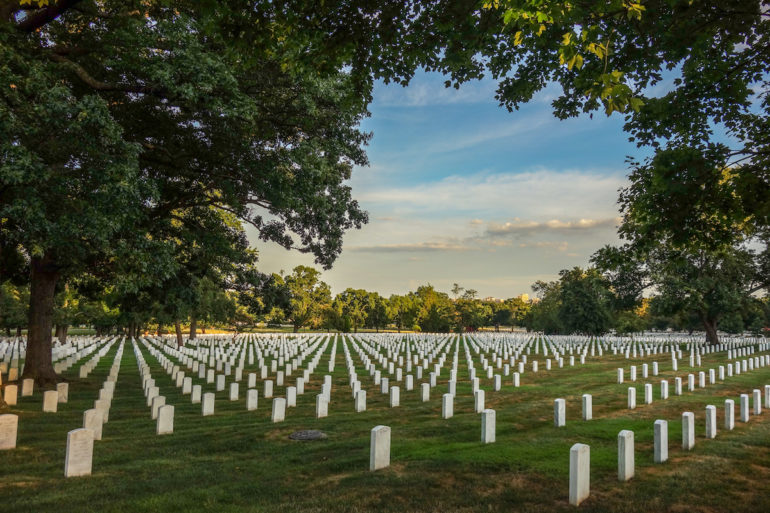 Travellers Insight Reiseblog Virginia Arlington Cemetery