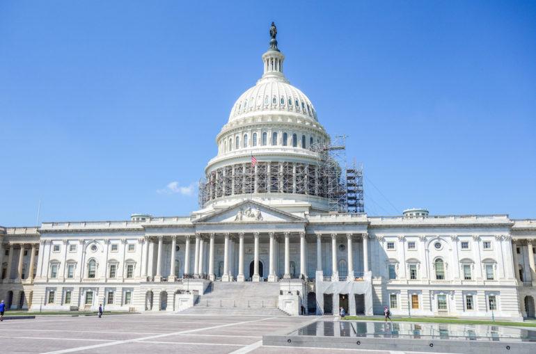 Travellers Insight Reiseblog Washington D. C. US Capitol