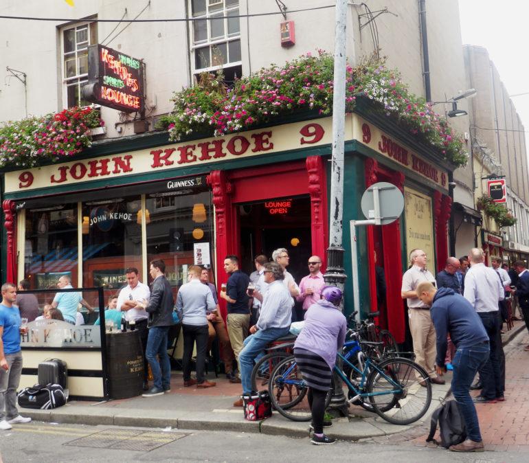 Travellers Insight Reiseblog Irland Roadtrip Dublin