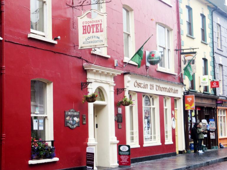 Travellers Insight Reiseblog Irland Wild Atlantic Way Clonakilty
