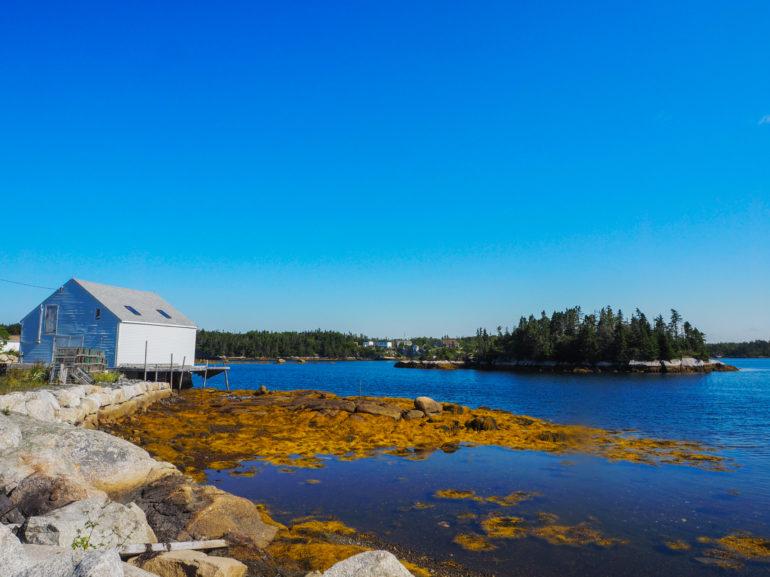 Travellers Insight Reiseblog Nova Scotia Leuchtturm