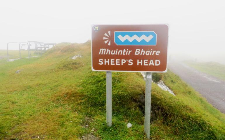 Travellers Insight Reiseblog Irland Wild Atlantic Way Sheeps Head