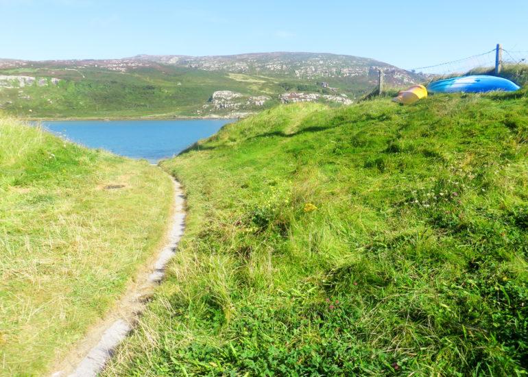 Travellers Insight Reiseblog Irland Wild Atlantic Way Bucht von Crookhaven