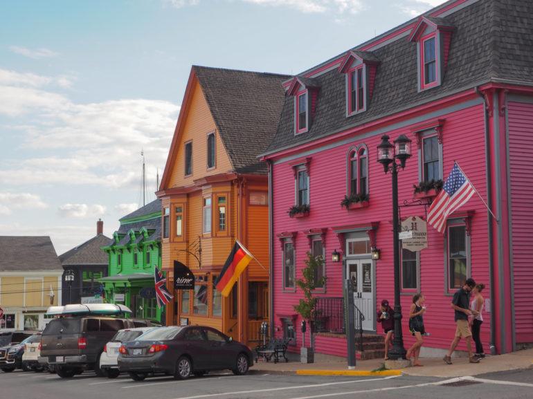 Travellers Insight Reiseblog Nova Scotia Leuchtturm Lunenburg