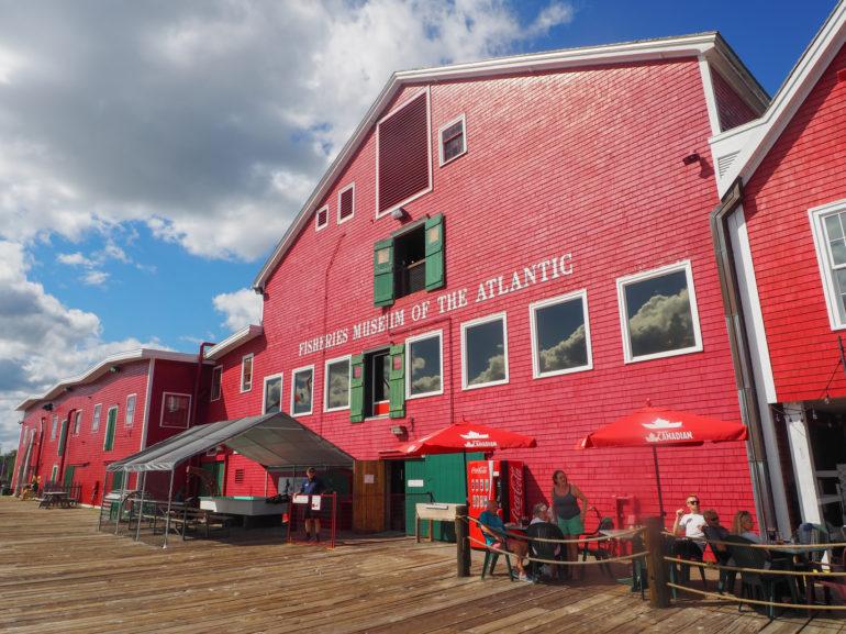 Travellers Insight Reiseblog Nova Scotia Leuchtturm Fisheries Museum